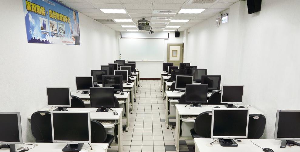 電腦教室A - 環境照片