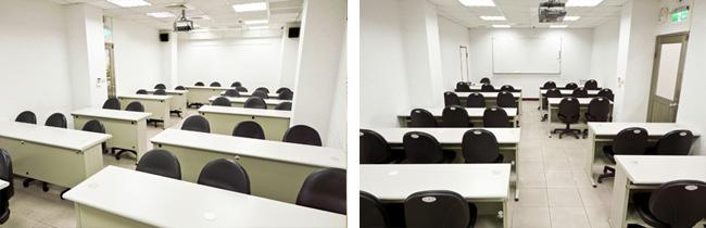電腦教室B - 環境照片